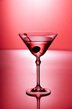 martini oliwka Zdjęcia Stock