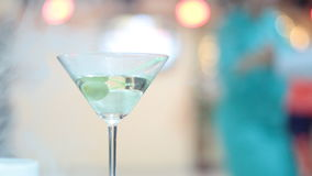 Martini party Stock Image