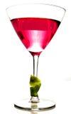 Martini rosado Foto de archivo