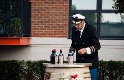 Martini sailor Stock Images