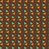 Martini seamless   pattern. Retro color Royalty Free Stock Photos