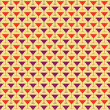 Martini seamless  pattern Stock Image