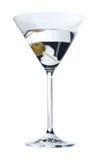 Martini sec, d'isolement Photographie stock