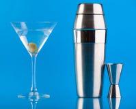 Martini seco Foto de archivo libre de regalías