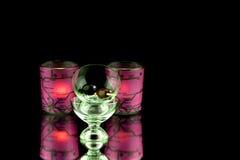 Martini shaken Royalty Free Stock Images