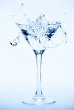 Martini splash Royalty Free Stock Photos