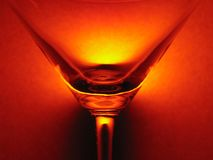Martini_Sunrise Royalty Free Stock Photos