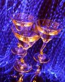 Martini Tipsy Fotografie Stock