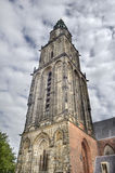 Martini Tower Groningen Royalty Free Stock Image