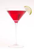 Martini żurawinowy Obrazy Stock