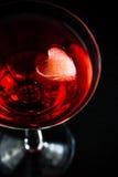martini valentine Zdjęcia Royalty Free