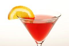 Martini van de cocktail de alcohol van de wodkadrank Stock Afbeeldingen