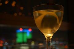 martini vodka Royaltyfri Bild
