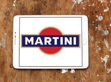 Martini wermutu gatunku logo Zdjęcia Royalty Free