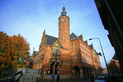 martinikerk在格罗宁根 图库摄影
