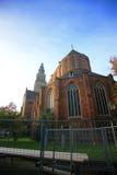 martinikerk在格罗宁根 库存照片
