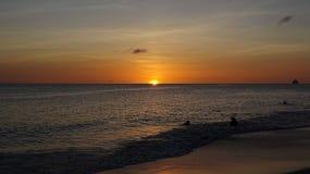 Martinique is een aardig Caraïbisch eiland royalty-vrije stock afbeelding