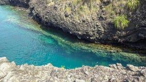 Martinique is een aardig Caraïbisch eiland stock afbeeldingen