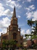 Martinique-Insel-Kathedrale Lizenzfreie Stockfotografie