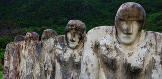Martinique lock 110 arkivbilder