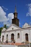 Martinique, picturesque city of Le diamant in West Indies Stock Photos