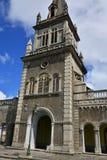 Martinique pittoresk stad av Morne Rouge; i västra Indies fotografering för bildbyråer