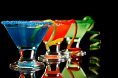 martinis миниые Стоковое Изображение RF