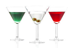 Martinis Stock Photography