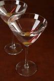 martinis 2 Стоковая Фотография RF