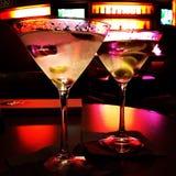 martinis Imagens de Stock Royalty Free