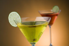 Martinis Stock Photos