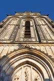 Martinitoren Groningen, Nederländerna, från en sikt underifrån Fotografering för Bildbyråer