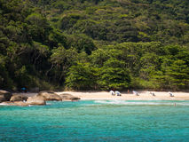 Martins de Sa Beach royalty free stock image