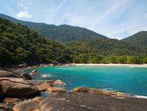 Martins de Sa Beach Stock Photo