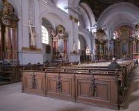 martins modlitwę św. Fotografia Royalty Free