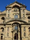 Martinskirche (St Martin kościół) w Bamberg, Niemcy fotografia royalty free