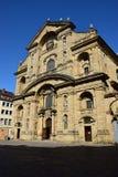 Martinskirche (St Martin kościół) w Bamberg, Niemcy Obrazy Stock