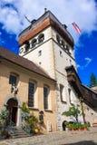 Martinsturm chappel Στοκ Εικόνα