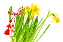 Martisor - Frühlings-Feiertag Lizenzfreies Stockfoto