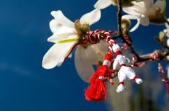 Martisor - Frühlings-Feiertag Lizenzfreie Stockfotos