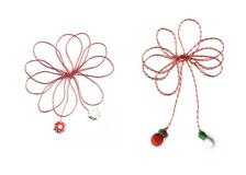 Martisor- romanian spring holiday Stock Images
