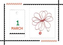 Martisor- romanian spring holiday Royalty Free Stock Photos