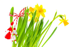 Martisor - Spring Holiday royalty free stock photo