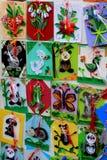 Martisor, spring symbol Stock Photos