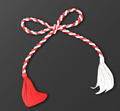 Martisor. Traditional romanian spring holiday - martisor Stock Photography