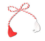Martisor  on white Royalty Free Stock Image