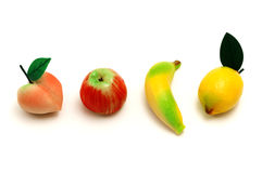 Martorana van Frutta Royalty-vrije Stock Foto's