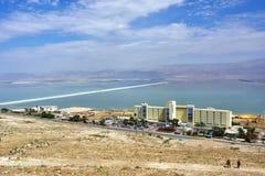martwy Israel morza Zdjęcia Royalty Free