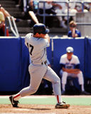 Marty Barrett, les Red Sox de Boston Photo stock