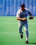 Marty Barrett, les Red Sox de Boston Photos stock